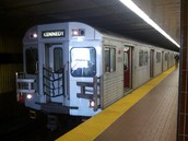 Police are investigating the death of a man hit by a train at Wilson subway station.