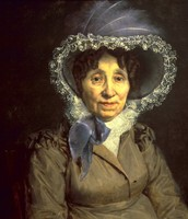 Ritratto di una anziana signora, David, 1820