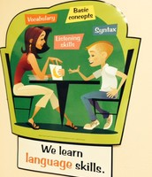 We Learn Language Skills