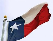Texases state flag