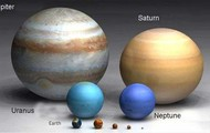 Jupiter Compared to the other planets