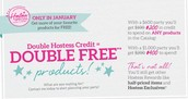 Do You Know About January's Customer & Hostess Specials?