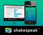 Stemmen in de klas met Shakespeak