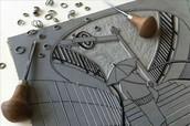 Steps in Printmaking