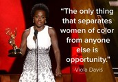 Viola Davis Gets Away With An Emmy.