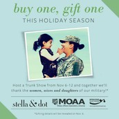Buy One, Gift One: Military Gratitude Program
