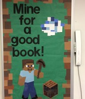 Minecraft books are here!