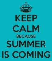 El verano está aquí