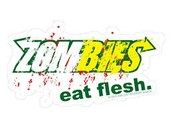 Zombies is a good place to eat human flesh we will satisfy you.!