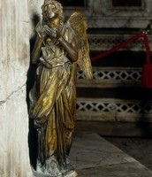Donatello's Sienna Baptistry Front