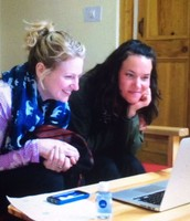 Ms. Verity & Ms. Royal, Grade 2 Teachers on Skype