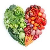 Al comer frutas y verduras