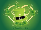 Let's celebrate St Patrick's Day and Dad's Day