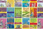Roald Dahl's Books