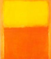 Mark Rothco: Orange and Yellow