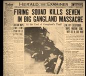 valantine massacre