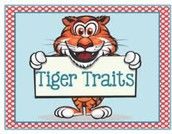 Tiger Trait of the Month!