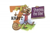 Leader in Me- Habit 7 Sharpen the saw