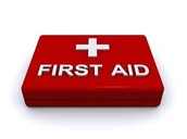 How to use first - aid