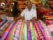 Silk Shop in India