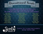 Discontinued Scents ~
