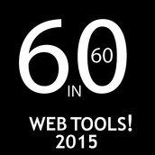 60in60: Web Tools! 2015
