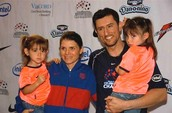 Ava, Nomar, and Grace