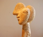 Head of a Woman(1960)