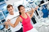 fitness trainer #3