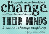 Change CAN Be Good!!