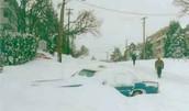 Victoria blizzard