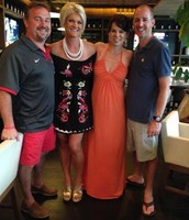 My first Glam trip I earned and making a life long friendships with the Seeman's!