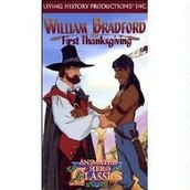 William Bradford: The First Thanksgiving