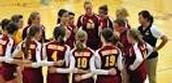 University of Minnesota Volleyball team
