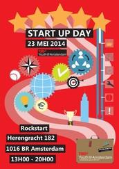 Programma Start Up Day