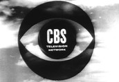 The logo for the Columbia Broadcasting System in 1951