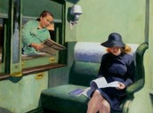 28. Photobomb Edward Hopper
