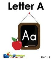 Learning Letter By Letter Preschool Series