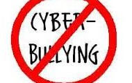 cyber bulling < or just be friend