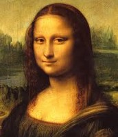 work of Leonardo Da Vinci Mono lisa