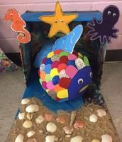 Rainbow Fish - 1st Place