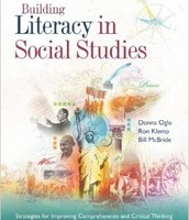 Building literacy in social studies strategies for improving comprehension and critical thinking by Donna Ogle