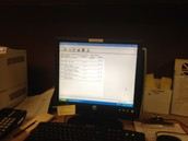 Nature Studio's electronic balance sheet.