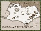 deltoras map