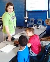 Karen Blake - Franklin County - Instructional Technology Facilitator