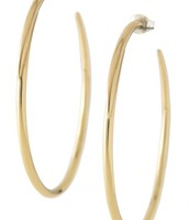 Signature Hoops- Gold