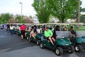 Come Golf with Us!  May 16