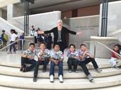 Cochran's Music Memory Team