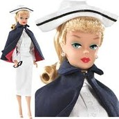 1961 Nurse Barbie