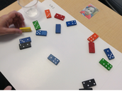 Composing Numbers w/ Dominoes
